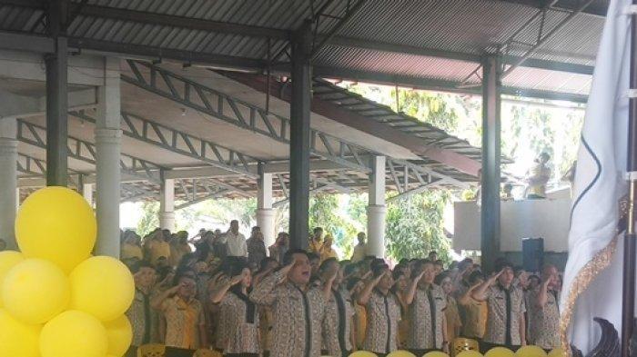 233 CPNS Minsel Terima SK Dari Bupati Paruntu, Diwanti-wanti Agar Jangan Jadi Pemberontak