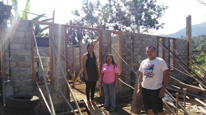 25 KK di Desa Kekenturan Nikmati Bantuan Bedah Rumah