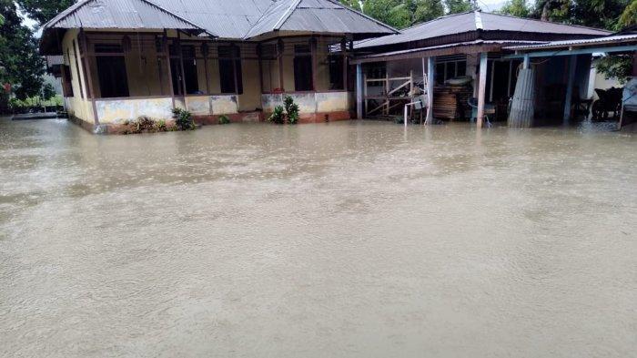 25 Rumah di Bolangat Terendam Air, Bolmong Rawan Bencana