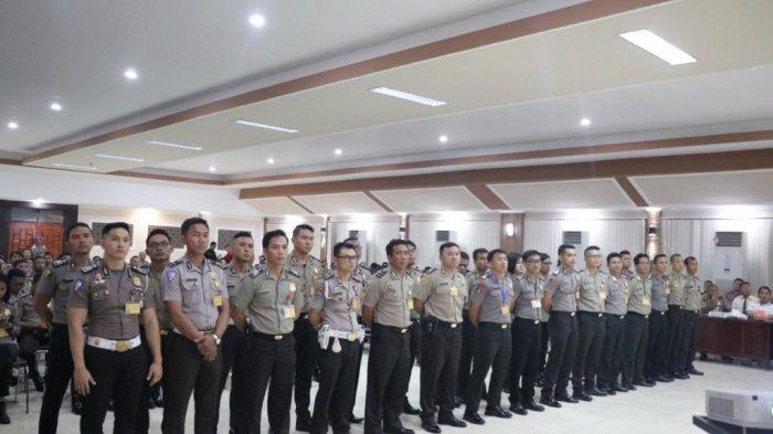 28 Peserta Seleksi Sekolah Inspektur PolisiUtusan Polda Sulut Siap ke Sukabumi