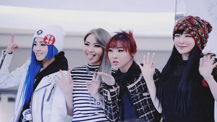 Meski Telah Bubar, Member 2NE1 Tetap Rayakan Ulang Tahun ke-11, CL: Terima Kasih Blackjack