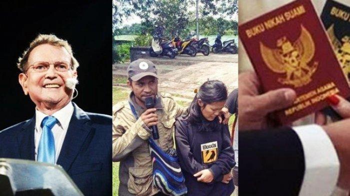 3 Berita Populer Hari Ini, Kisah Reinhard Bonnke, Nakes Diserang KKB hingga Kepsek PAUD 2 Suami