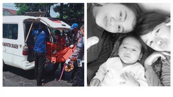Ibu dan Dua Anaknya Tewas Kecelakaan Maut Tertabrak Truk, Berikut Nama-nama Korban