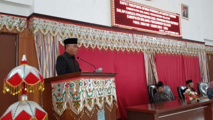 3 Pimpinan DPRD Resmi Didefinitifkan,Arifin, Salman, Hartina PimpinJadi Pimpinan