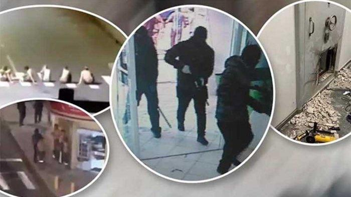 5 FAKTA Perampok Berseragam Polisi Masuk Kamar Pengantin Baru, Bagian Vital Pengantin Wanita Robek