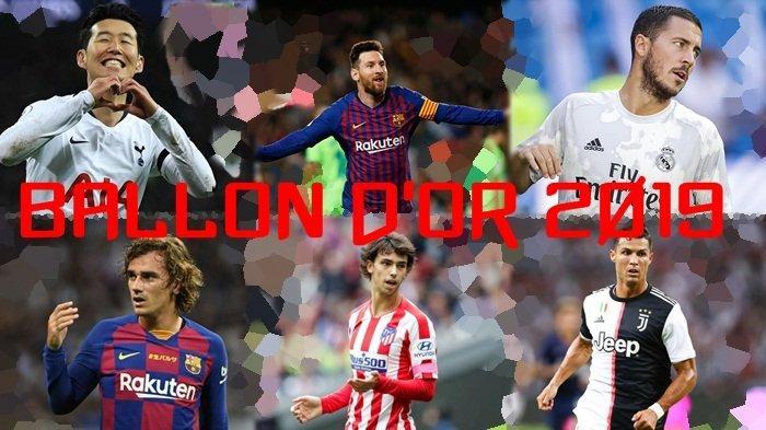 Liverpool Sumbang 7 Pemain, Berikut Daftar Lengkap 30 Nominasi Ballon d'Or 2019