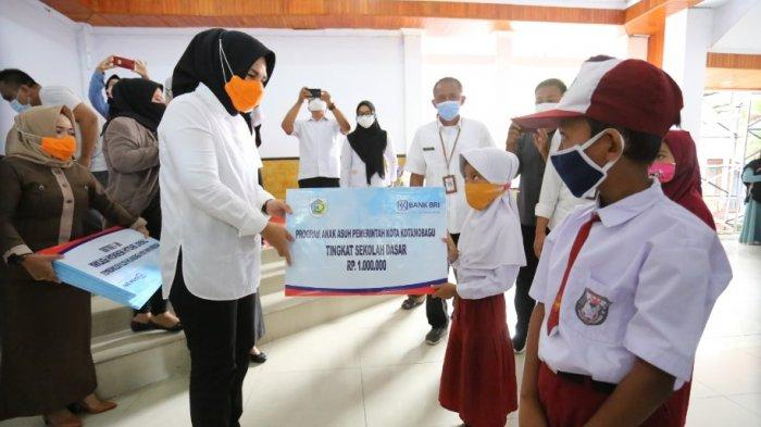 3.804 Siswa di Kotamobagu Dapat Bantuan Anak Asuh