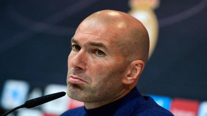 Zinedine Zidane Menyerah, Pilih Tinggalkan Real Madrid, Bidik Ancelotti, Allegri Pengganti