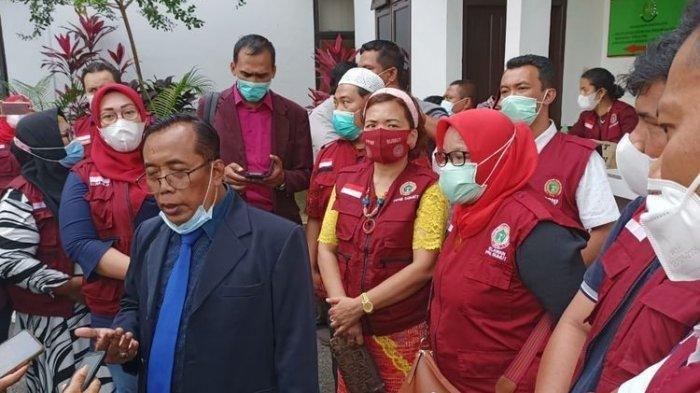 4 Pria Petugas Forensik Mandikan Jenazah Wanita dan Dilaporkan Sang Suami Kasus Penistaan Agama