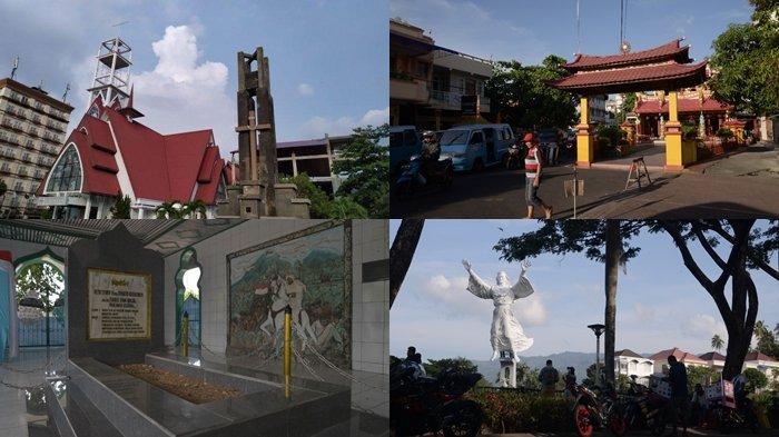 4 Tempat Wisata Religi Recommended di Kota Manado, Ada Klenteng hingga Makam Pahlawan Nasional