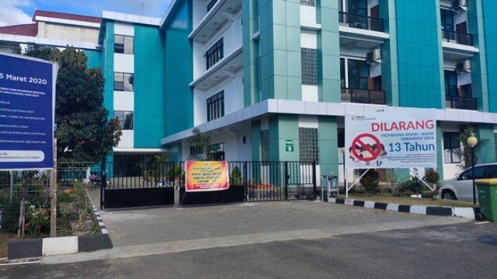 RSUD Kotamobagu Masih Tersedia Lima Tempat Tidur Perawatan Pasien Covid 19
