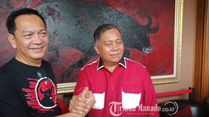 5 Bakal Calon Wali Kota Tomohon Bersaing di Penjaringan PDIP, Siapa Saja Mereka?