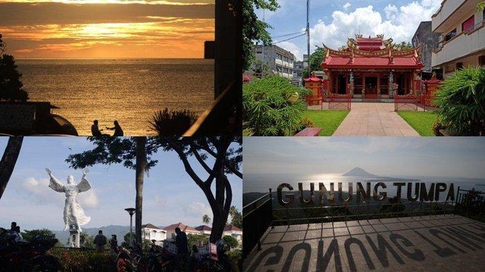 5 Destinasi Wisata Menarik di Manado, Mulai dari Wisata Alam hingga Religi
