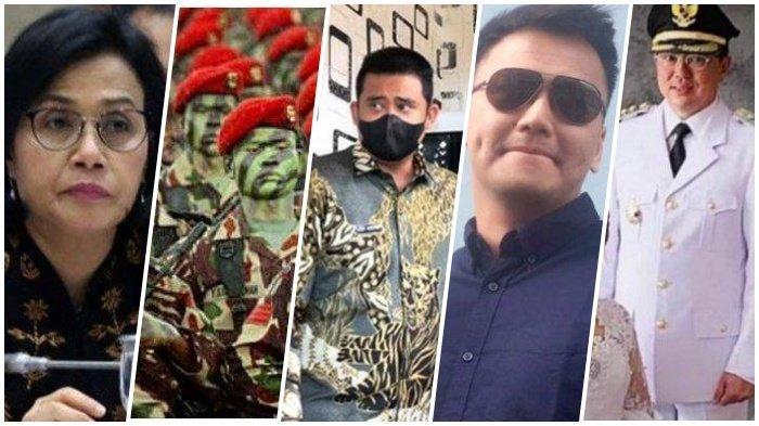 5 Populer Kemarin, dari Besaran Gaji ke-13, Pasukan Nomor 5 TNI, hingga Kabar Menantu Presiden