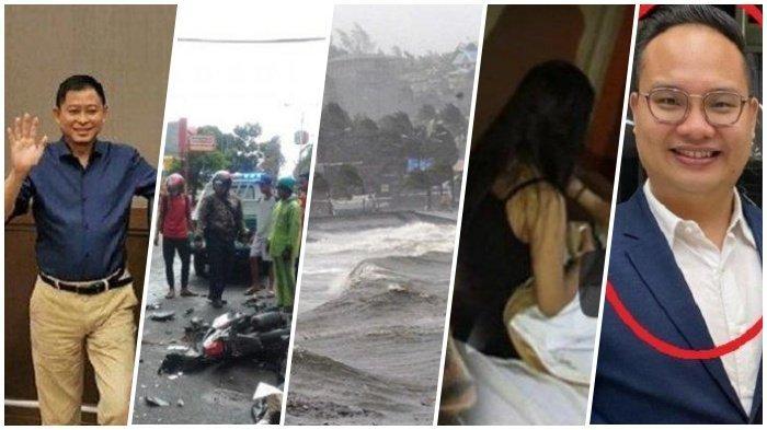5 Populer Kemarin, dari Kabar Ignasius Jonan, Wanita Naik NMax Tewas, hingga Lokasi Tsunami