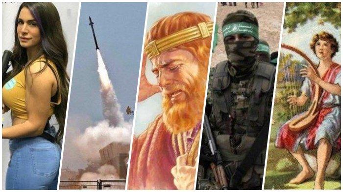 5 Populer Kemarin, dari Kisah Orin Julie, Hamas Buat Israel Cemas, hingga Sosok Raja Saul