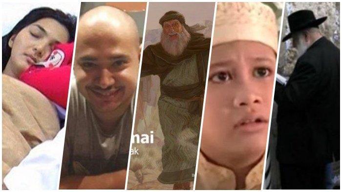 5 Populer Kemarin, dari Kondisi Ashanty, Kabar Husein Alatas, hingga Sosok Nenek Moyang Israel