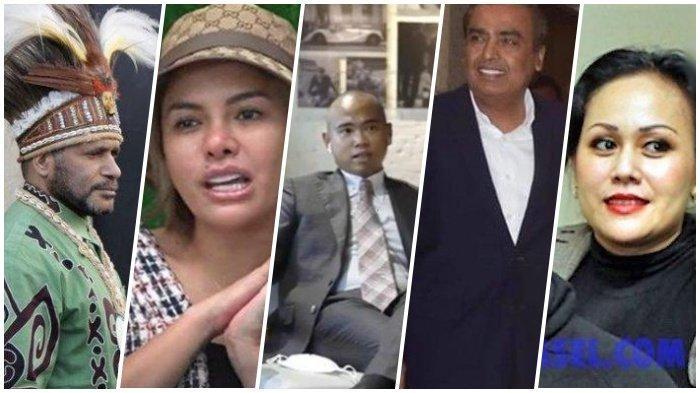 5 Populer Kemarin, dari Sosok Benny Wenda, Nikita Mirzani Senang, hingga Orang Terkaya di Asia