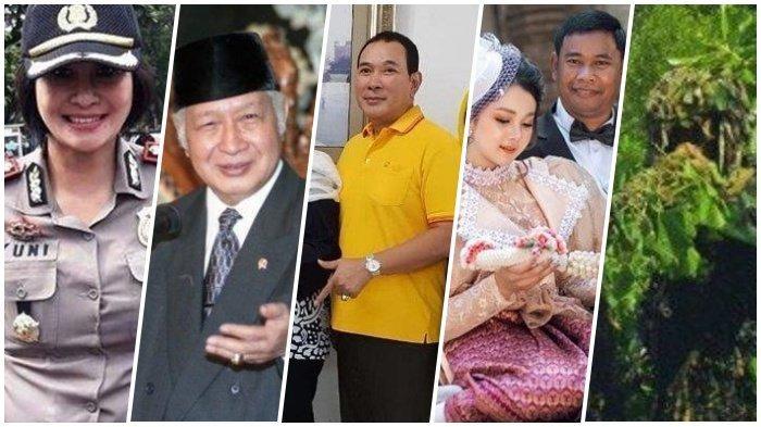 5 Populer Kemarin, Kabar Kapolsek Cantik, Cara Soeharto Hadapi KKB, hingga Harta Keluarga Cendana