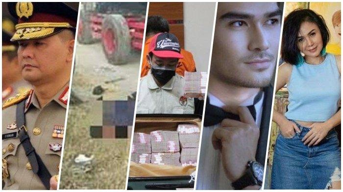 5 Populer Kemarin, Sosok Irjen Firman Santyabudi, Penambal Ban Tewas, hingga Gubernur Tersangka