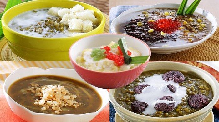 Aneka Resep Bubur Kacang Hijau, Santapan Buka Puasa yang Sehat dan Bergizi