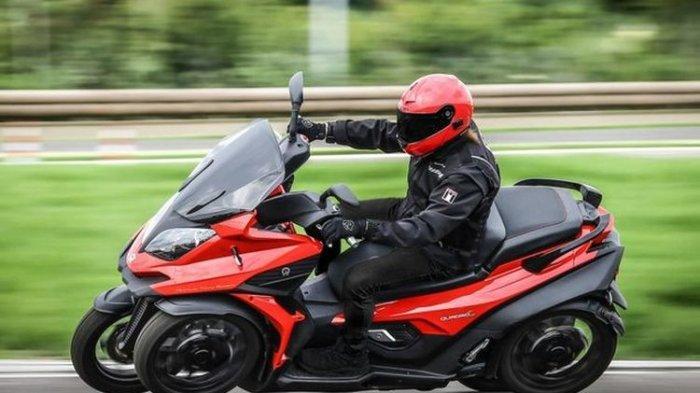 5 Skutik Premium Bermesin Besar, Cocok untuk Bikers yang Hobi Touring, Mulai dari Rp 108 juta
