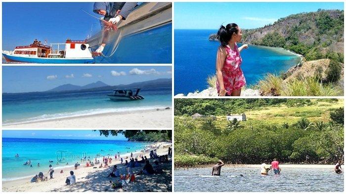 Menengok 5 Wisata Pantai di Likupang Minahasa Utara, Pantai Paal hingga Pulau Gangga