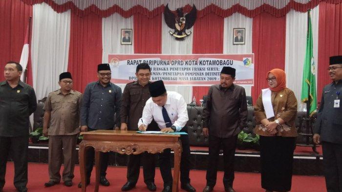 6 Fraksi Terbentuk di DPRD, 2 Partai Ngambang