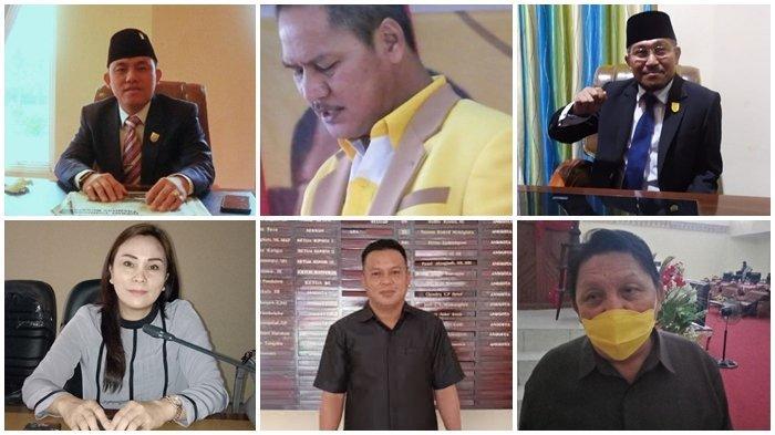 6 Anggota DPRD Bolmong yang Berpeluang Masuk Bursa Pilbup, Ada Welty Komaling & Sukron Mamonto