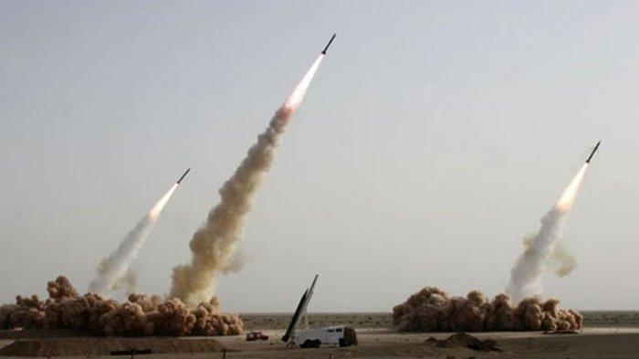 Lebanon-Suriah Luncurkan 6 Rudal ke Israel, Serangan Bantuan Palestina, Markas Militer Dibombardir