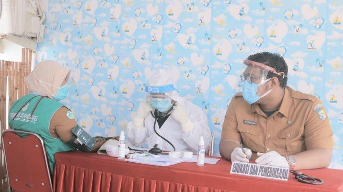 Sudah 617 Tenaga Kesehatan di Kabupaten Bolmut Divaksin Covid-19