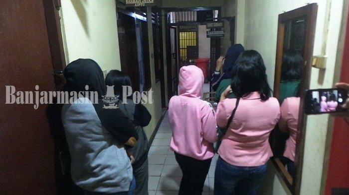 7 Perempuan di Eks Lokalisasi DiamankanPolisi, 6 Berdomisili dari Luar Pulau