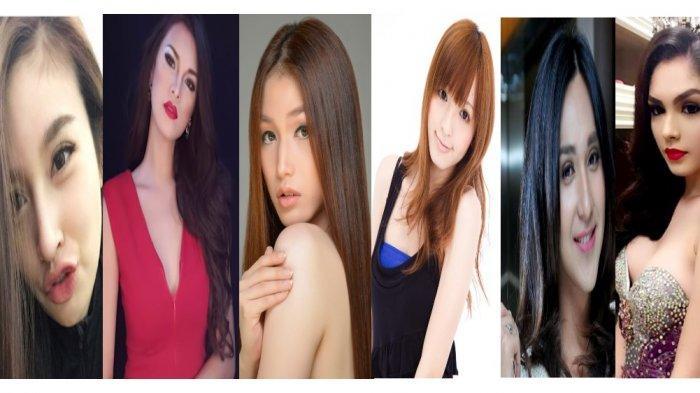 7 Wanita Cantik di Dunia yang Terlahir sebagai Pria, Ada yang dari Indonesia Juga Loh, Siapa Saja?