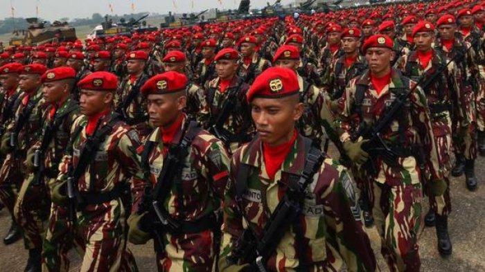 Jenderal TNI Banting Baret Merah Kopassus, Ini Penyebabnya Menurut Sintong Panjaitan