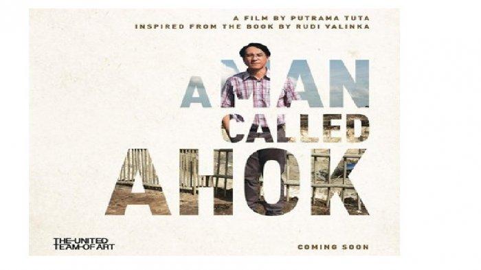 Saat NontonFilm A Man Called Ahok, Basuri, Adik Ahok Menangis Terharu