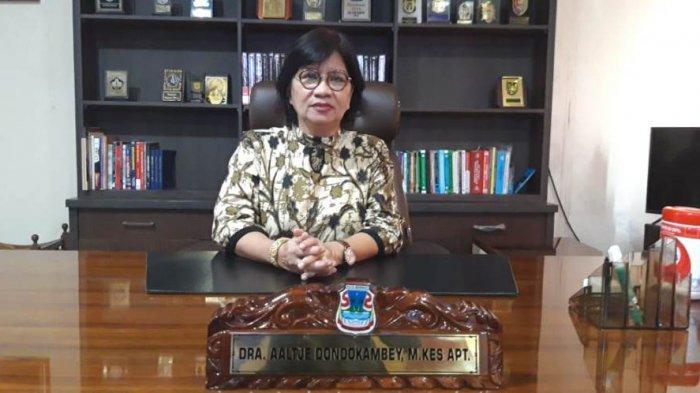 HUT ke-64, Ketua DPRD Manado Aaltje Dondokambey Dapat Kejutan, Ini Kisahnya Waktu Nyaleg