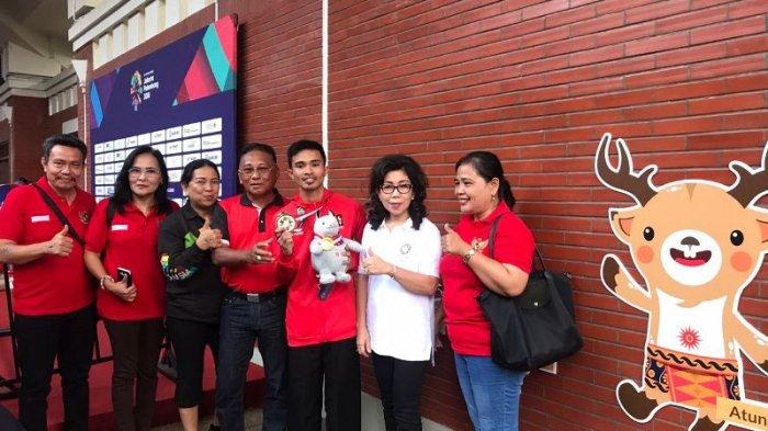 Olly Sambut Peraih Emas Asian Games: Atlet Sulut Sumbang 17 Medali