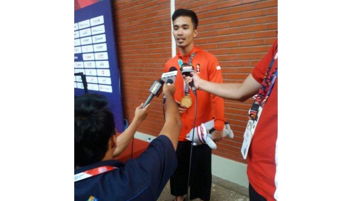 Besok, Abdul Malik Atlet Peraih Medali Emas Asal Kota Bitung Sulut Tiba di Manado