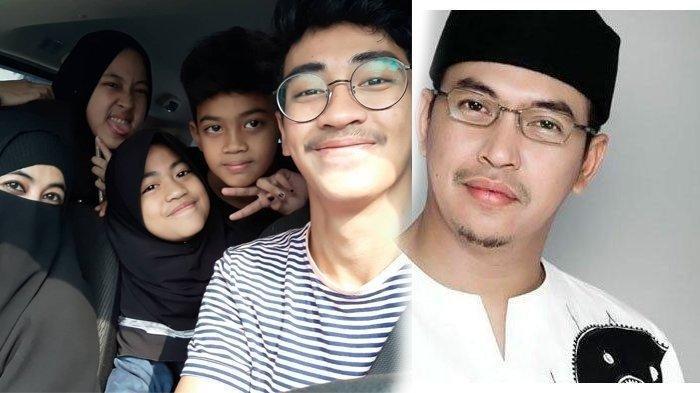 Abidzar putra kedua Ustaz Jefri Al Buchori masih berat hati izinkan Umi Pipik menikah lagi