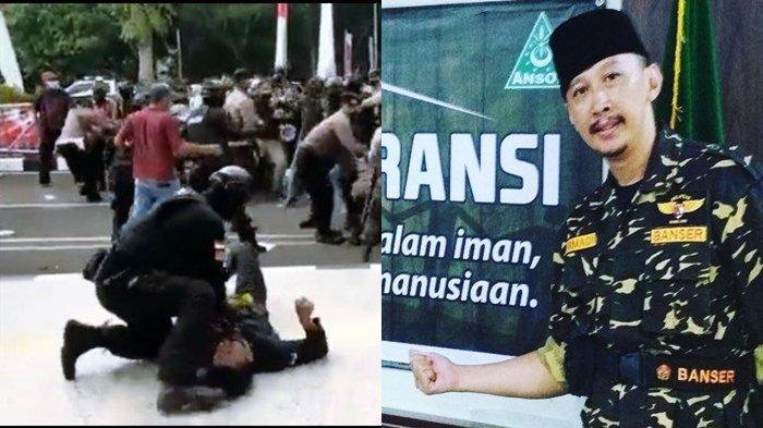 Abu Janda Bela Polisi yang Banting Mahasiswa: Sudah Minta Maaf, Jangan Ujar Kebencian Terus