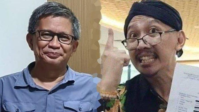 Abu Janda Tak Pantas Dituntut Pakai Hukum Pidana, Rocky Gerung: Masukin Pengadilan Anak