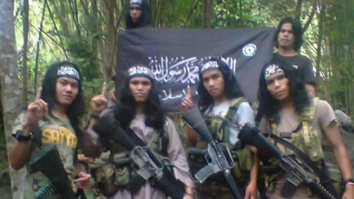 Kelompok militan Abu Sayyaf