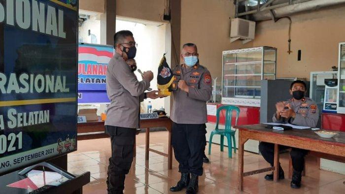 Dua Polsek di Polres Minahasa Selatan Dapat Reward Kinerja Terbaik