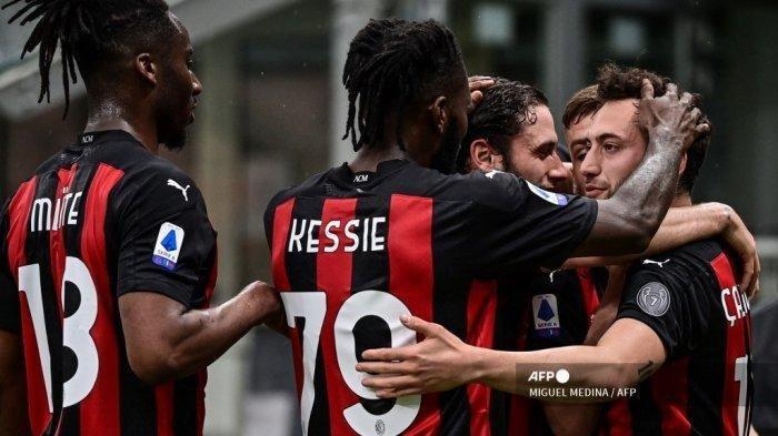 Nasib AC Milan Musim ini dan Demi Segel Tiket Liga Champions Musim Depan