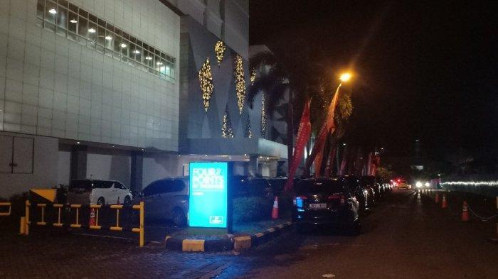 BREAKING NEWS AHY Hadiri Rapat Partai Demokrat di Four Points Manado