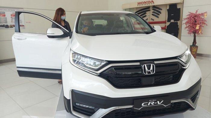Berikut Fitur dan Varian New Honda CR-V, Mobil yang Miliki Teknologi Keselamatan Canggih