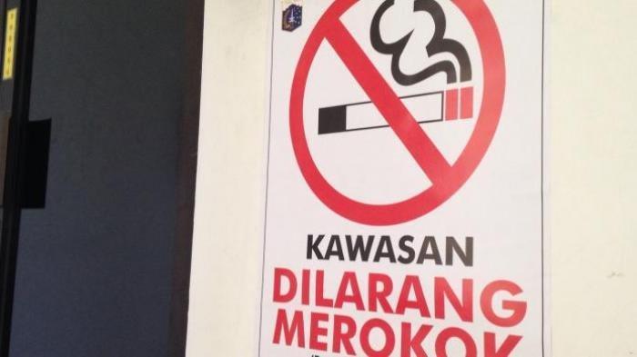Ternyata di Daerah Ini Sudah Ditetapkan Larangan Merokok Sembarangan, Didenda Rp 250.000