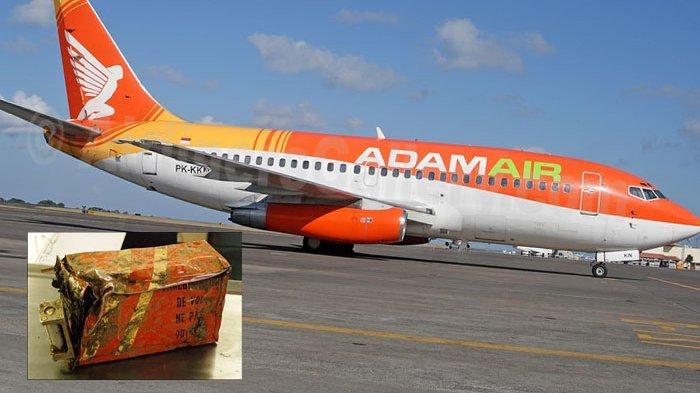Berkaca dari Kasus Adam Air: Black Box Ditemukan di Kedalaman 2.000 M  dangan Alat Puluhan Miliar - Halaman 2 - Tribun Manado