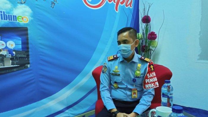 Kepala Kantor Imigrasi Bitung Adithia Perdana Berkunjung di Kantor Tribun Manado