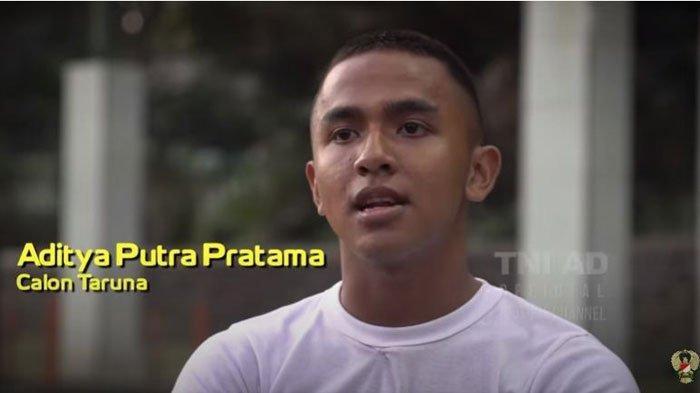 Kisah Aditya Calon Taruna Akmil, Ibunya Sopir Trans Jakarta, Ayahnya TNI AD yang Sudah Meninggal